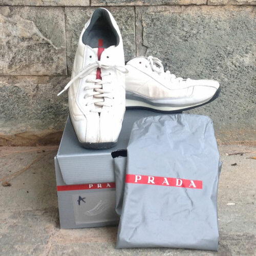 Prada Sneakers White