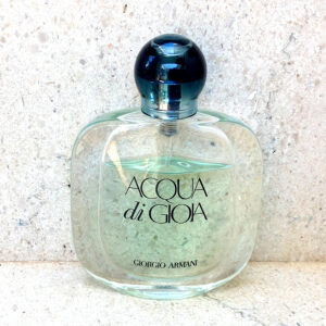 Giorgio Armani Acqua di Gioia Spray EDP 30ml - 1FL.OZ. Used Sold as Seen