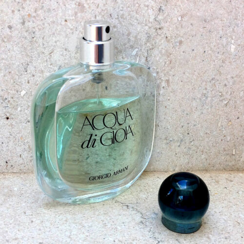 Giorgio Armani Acqua di Gioia Spray EDP 30ml – 1FL.OZ. Used Sold as Seen