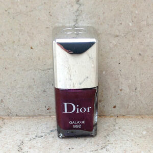 Christian Dior 992 Nail Vernis/Colour Galaxie Used Sold as Seen