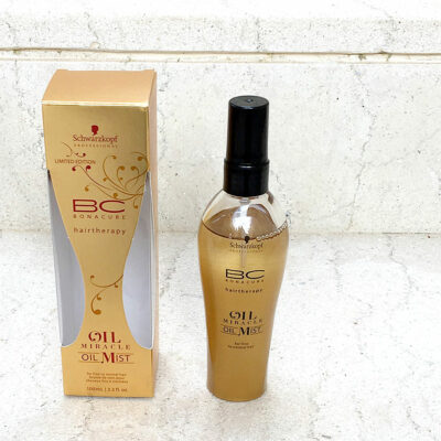 Schwarzkopf Professional LTD Bonacure Hair Therapy Miracle Oil Mist 100ml/3.3fl.
