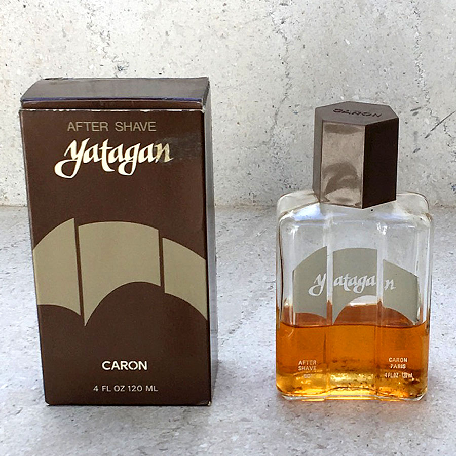 Caron Yatagan After Shave Splash 4Fl.oz/120ml w/Box Used Sold As Seen