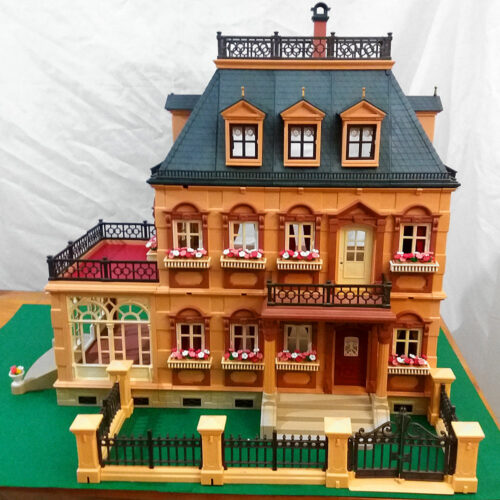 Playmobil 5300 Victorian Mansion Discontinued RARE