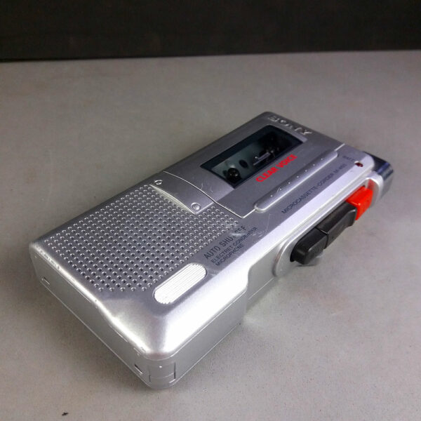 Sony M-455 Clear Voice Micro Cassette Recorder Dictaphone