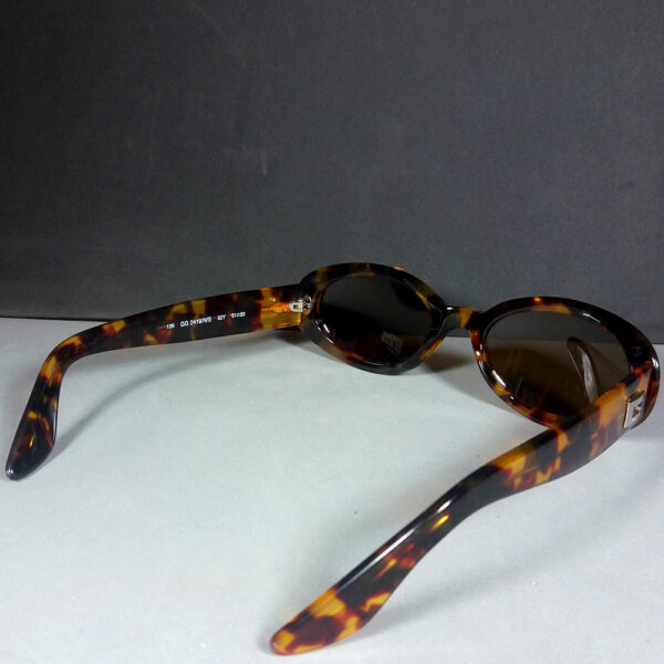 Gucci GG 2419/N/S Tortoise Color Vintage Authentic Designer's Sunglasses