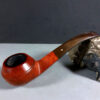 Alfred Dunhill Root Briar 488 1976-77 Bent Bulldog Estate  RARE
