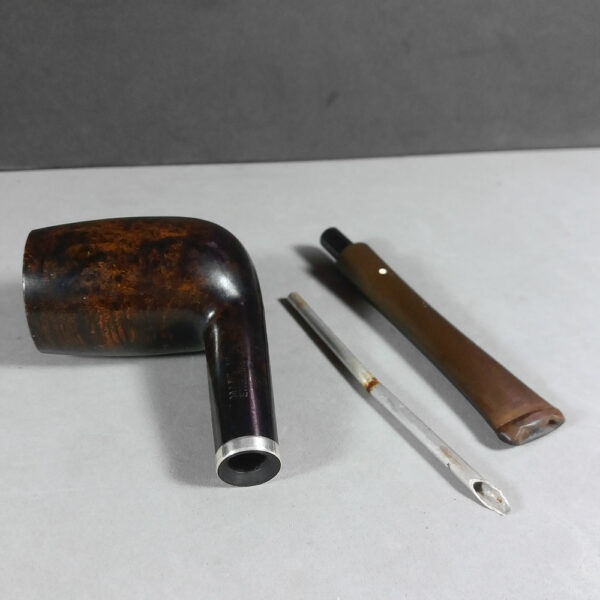 Alfred Dunhill Dress 31125 1978(?) Chimney Billiard Estate Pipe Pfeife RARE