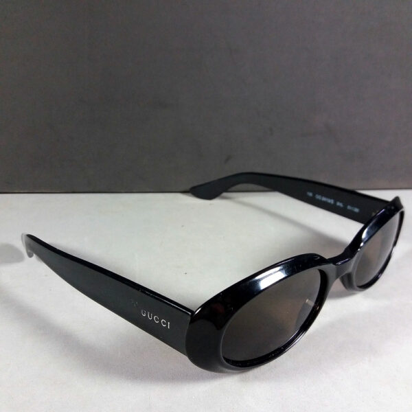 Gucci GG 2419/S Black Color Vintage Authentic Designer's Sunglasses