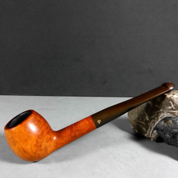 Peterson 86 P Lip Straight Apple Briar Estate Pipe Pipa Pfeife