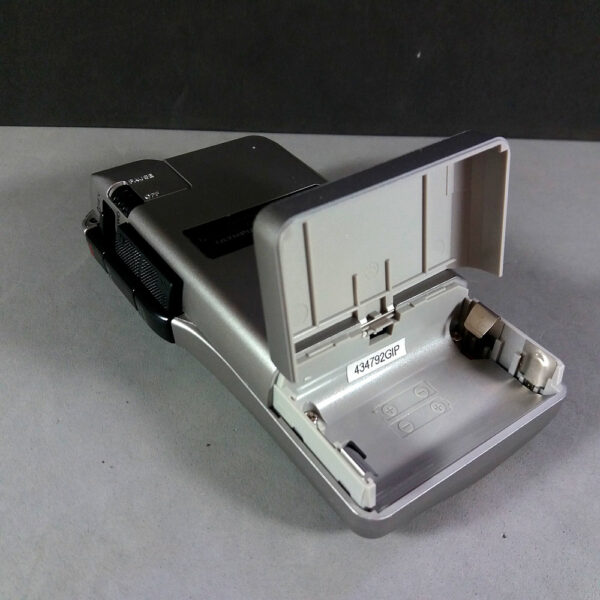 Olympus Pearlcorder S725 Silver Microcassette Recorder Dictaphone w/Manual
