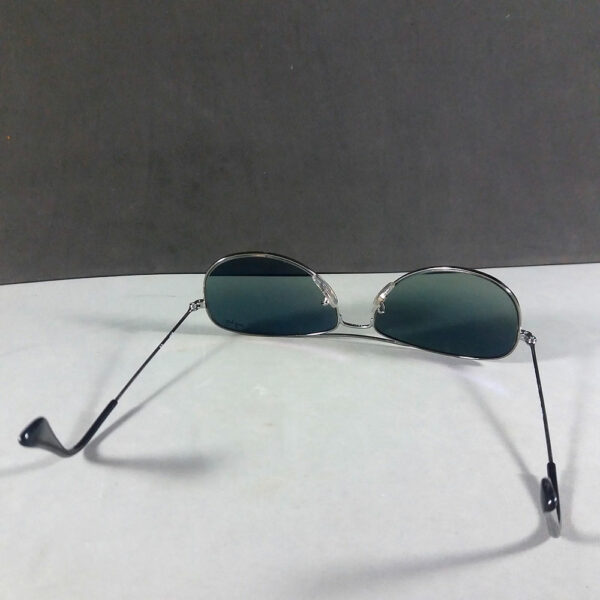Ray Ban RB 3362 004/71 Cockpit Silver Frame Grey Lenses Sunglasses in Case