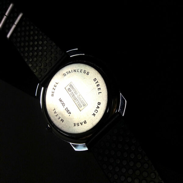 Benetton Time of the World Bulova Vintage Watch
