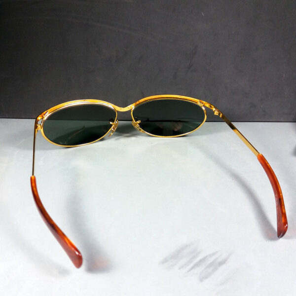 Ray Ban B&L W1979 Vintage Olympian Deluxe Sunglasses Made in USA w/Case