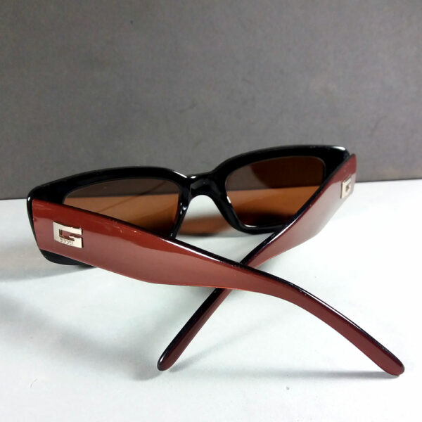 Gucci GG 2409/N/S 6BJ 135 Metallic Brown/Black Vintage Designer Sunglasses