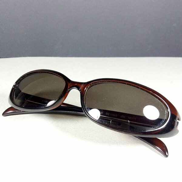 Gucci GG 1189/S 1NG 58-15 135 Brown Authentic Designer Sunglasses