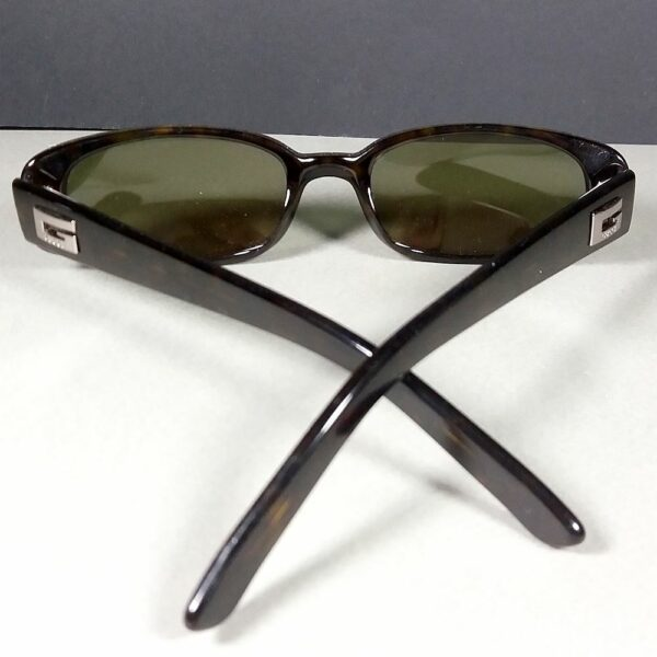 Gucci GG 2452/S 086 51-18 135 Brown Authentic Designer Sunglasses