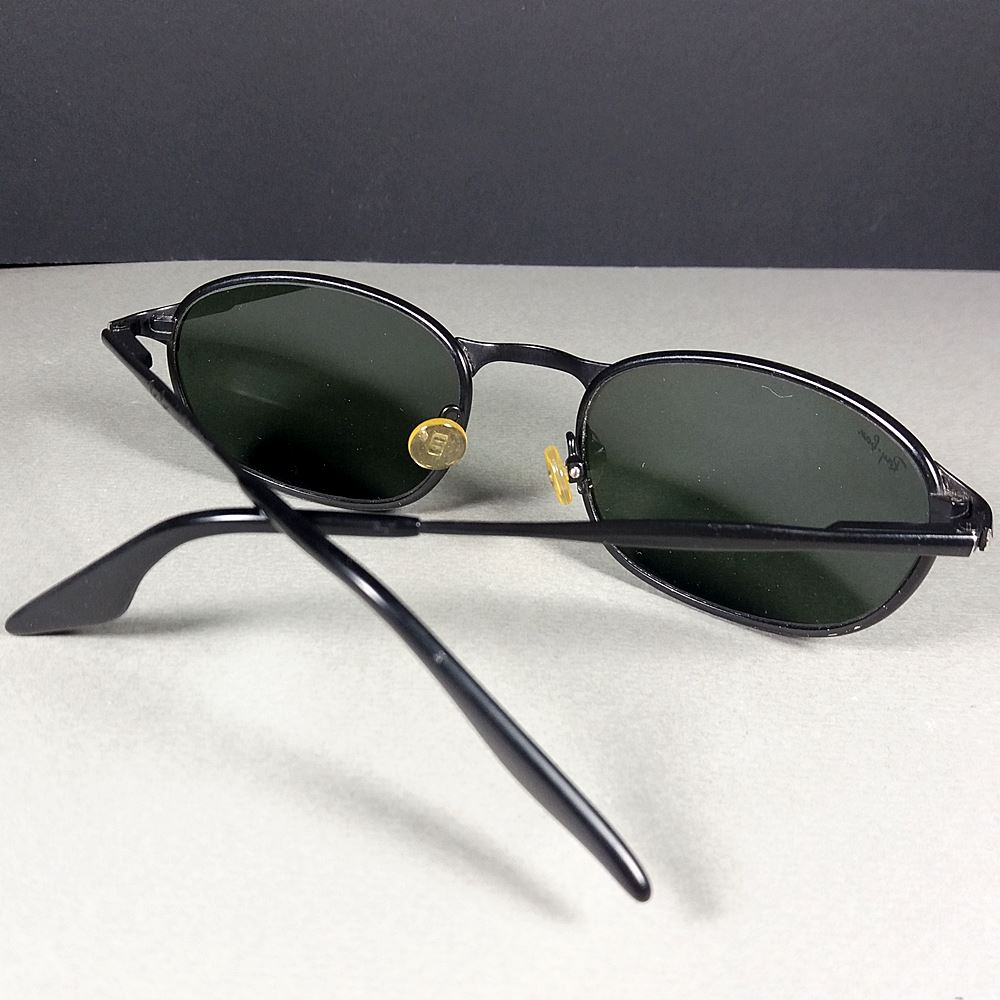 Ray Ban RB 3030 L0216 58mm Gold G15 58 Outdoorsman New