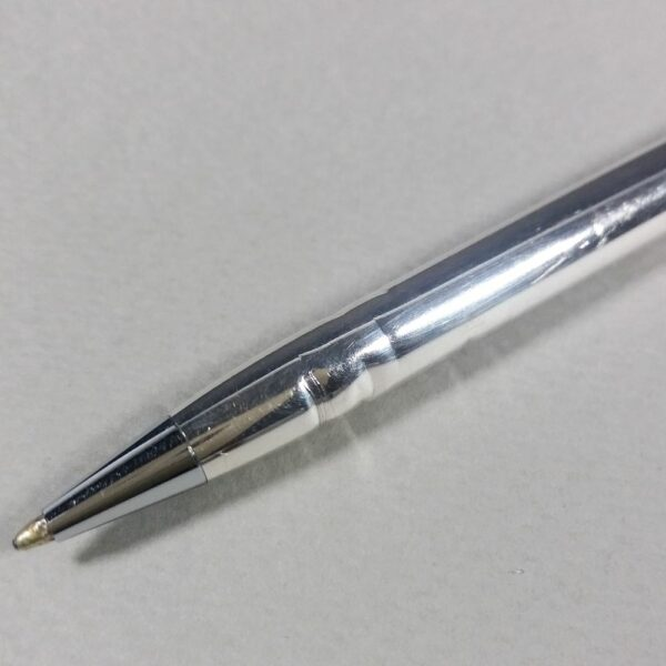 Tiffany & Co. VTN Sterling Silver 925 T-clip Small Ball Point Pen RARE!