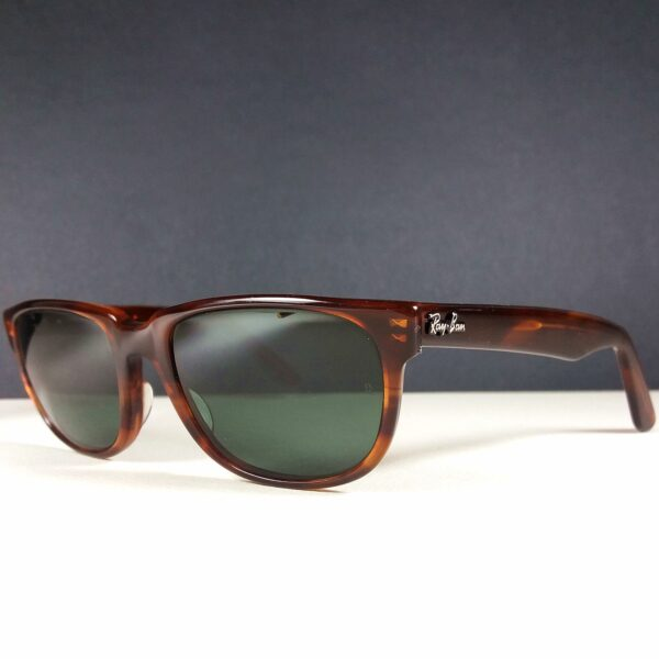 Ray Ban B&L W1897 Celebrities WQAB Tortoise Color Unisex Sunglasses US Made