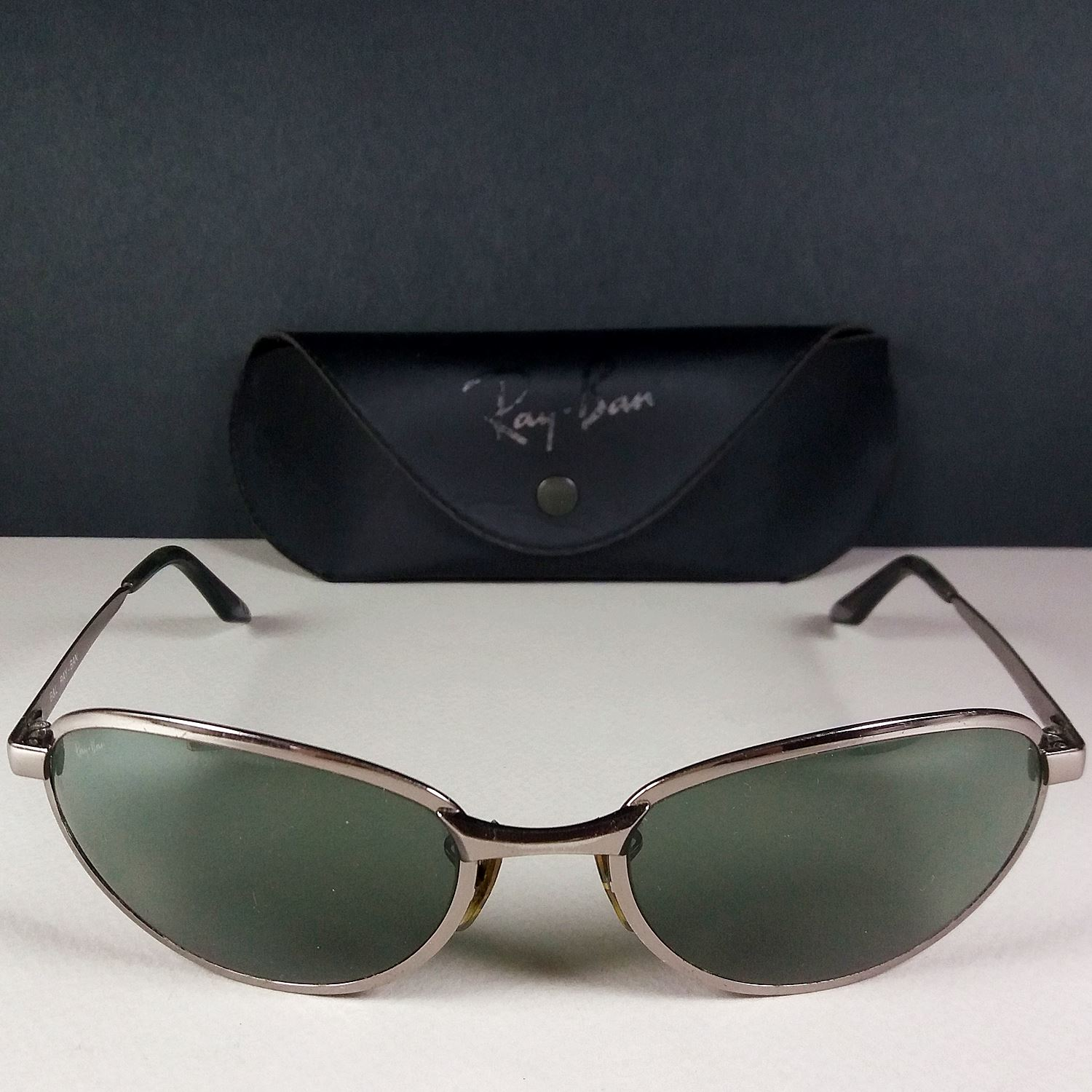 Ray Ban B&L W2644 Sidestreet Mondo Unisex Sunglasses US Made in Case