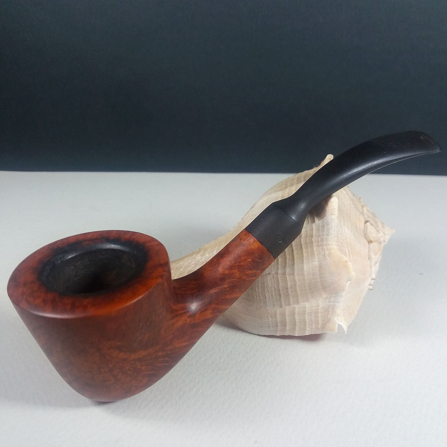 Georg Jensen DANIA 975 Briar Estate Pipe Pipa Pfeife Made in Denmark