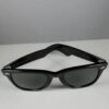 Ray Ban B&L 5022 Wayfarer Vintage Black Color Unisex Sunglasses US Made
