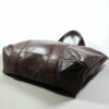Marc Jacobs Brown Leather Vintage Large Tote Shopping Bag