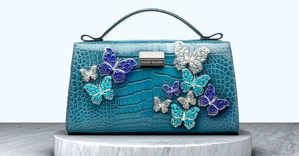 Boarini Milanesi launches world's most expensive handbag
