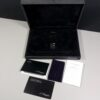 S.T. Dupont Paris Key Ring 1Gb USB Memory Stick Diamond Head Motif
