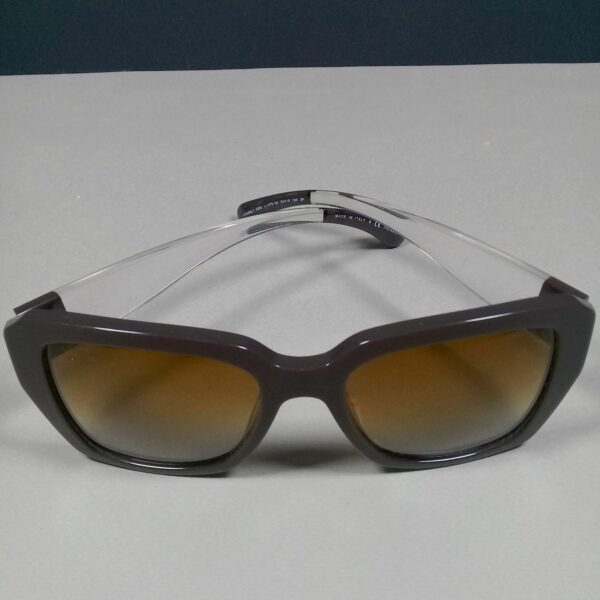 Chanel 5263 COL.1276 S9 CC Logo Brown/Translucent Sunglasses Sold As Frames