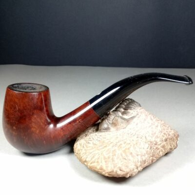 Parker Super Russet 9MM Made in London England Briar Estate Pipe Sold as Seen